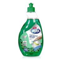 Dr MAX Жидкость для мытья посуды концентр. Сибирская Мята 500мл/уп16