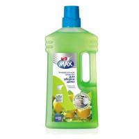 Dr MAX Средство универс. моющее и чистящее Лимонная Свежесть 1л/уп8